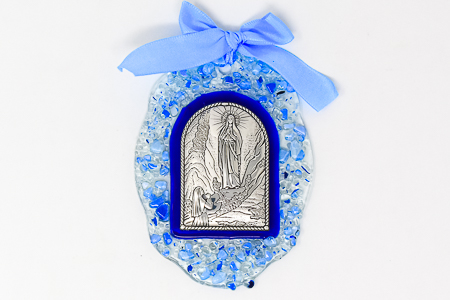 Keepsake Lourdes Baby Gift.