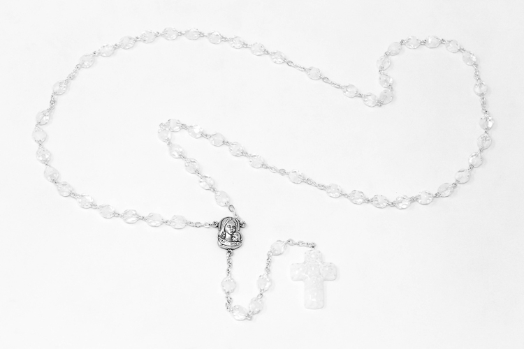 Catholic Gift Shop Ltd Murano Glass Beautiful Rosary Beads