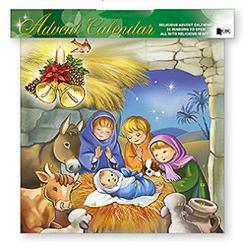 Angel Advent Calendar.