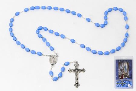 Novena Book & Lourdes Rosary.