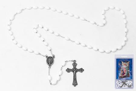 Novena Book & Guardian Angel�Rosary Beads.