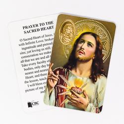 Novena to Sacred Heart of Jesus.