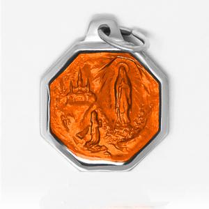 Orange Apparition Pendant.