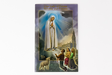 Our Lady of Fatima Novena Booklet.