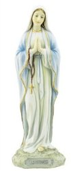 Our Lady of Lourdes Veronese Statue.