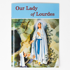 Our Lady of Lourdes Children's Book