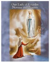 Prayer Book - Our Lady of Lourdes.