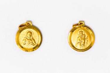 Scapular Medal.