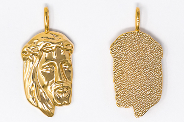 Pendant of Jesus.