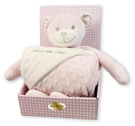 Baby Plush Lamb with Blanket
