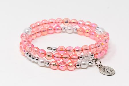 Wrap Around Rosary Bracelet
