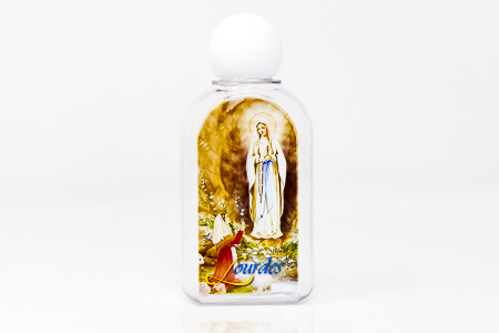Apparition Lourdes Water Bottle.