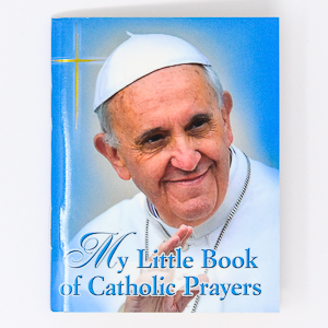 Pocket Size Catholic Prayer Book.