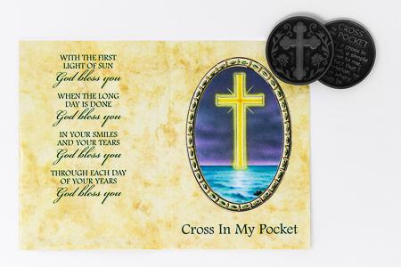 Pocket Token Cross In My Pocket.