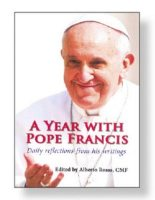Pope Francis Book - A Year with Pope Francis.