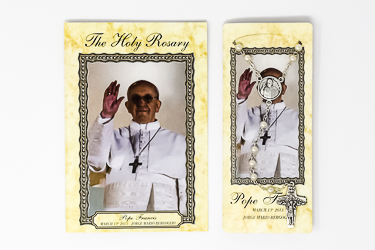 Pope Francis Rosary.