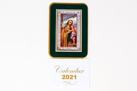 Saint Joseph Calendar 2021.