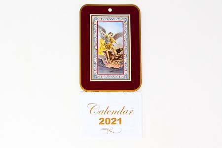 St Michael Calendar 2021.