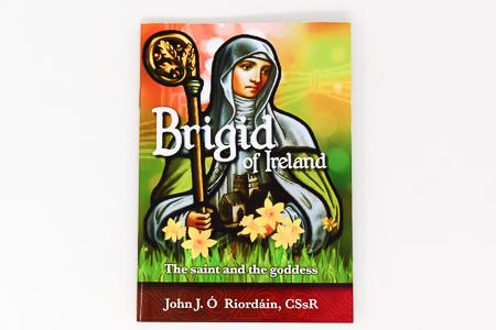 Prayer Book Saint Brigid.