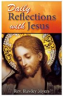 Prayer book - Daily Reflections with Jesus.
