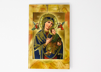 Prayer Book - Our Lady of Perpetual Help.