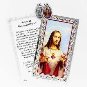 Sacred Heart of Jesus Medal.