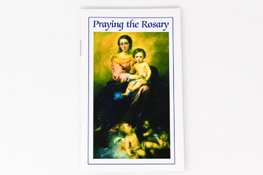 Praying the Rosary with Scriptures.