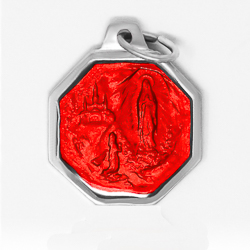 Red Apparition Pendant.