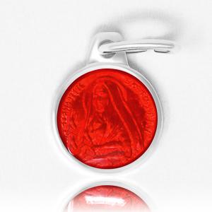 Red Bernadette Medal.