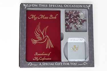Souvenir Confirmation Gift Set.