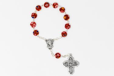 8 Way Miraculous Decade Rosary.
