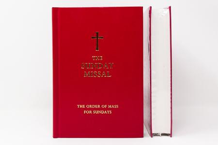 Roman Sunday Missal.