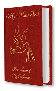 Red Confirmation Prayer Book.