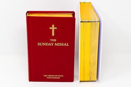 Collins Sunday Missal.