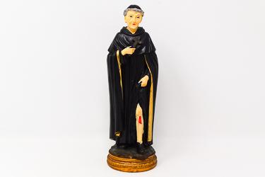 Saint Peregrine Statue.