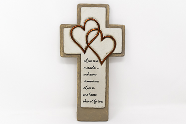 Love is a Miracle Cross.