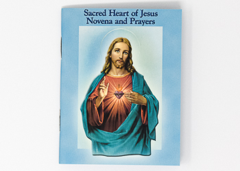 Prayer Book - Sacred Heart of Jesus.
