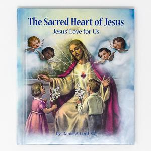 Children's Sacred heart of Jesus Book