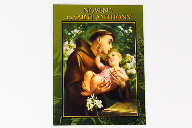 Saint Anthony Novena Booklet.