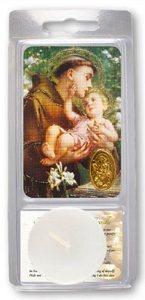 Saint Anthony of Padua Votive Candle.