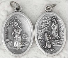 Apparition Medal.
