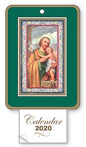 Saint Joseph Calendar 2020.