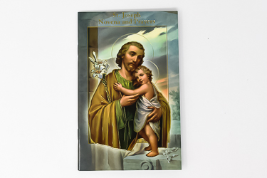 St Joseph Prayer Booklet.