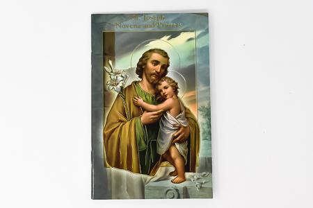 St Joseph Prayer Booklet.