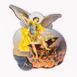 Saint Michel Archange Magnet.