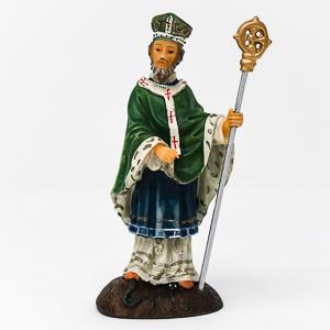 St. Patrick Statue.