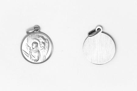 Saint Rita Medal 925.