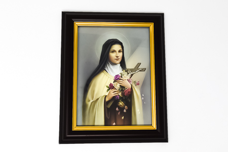 Saint Theresa Picture.