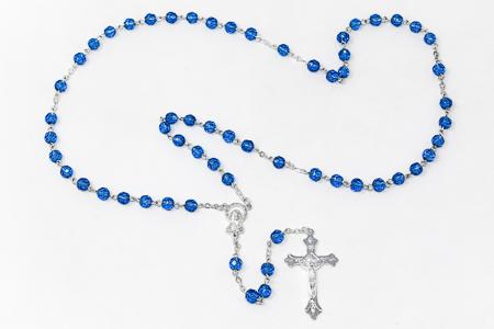 August  Birthstone Rosary
