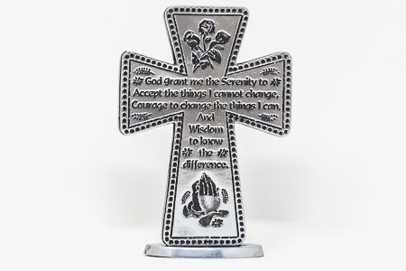 Serenity Keepsake Cross